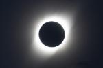 Corona Solar en un Eclipse Total de Sol