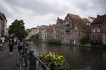 Tarde de verano en Gante