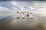 Redes entre cielo y mar