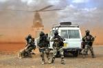 Terrorist interception
