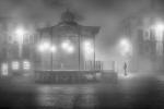 Tudela niebla