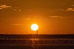 El beso del Faro y el Sol