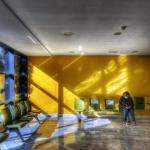 Paranoias en un hospital: Luces, Sombras y reflejos I