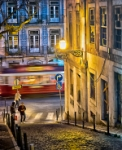 Lisbon Urban Night