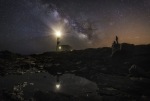 Milky way observers