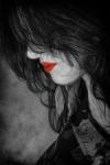 perfil y rojo